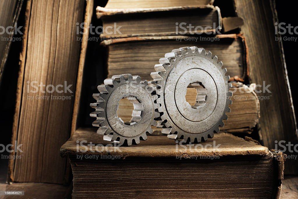 The Art of Engineering royalty-free stock photo