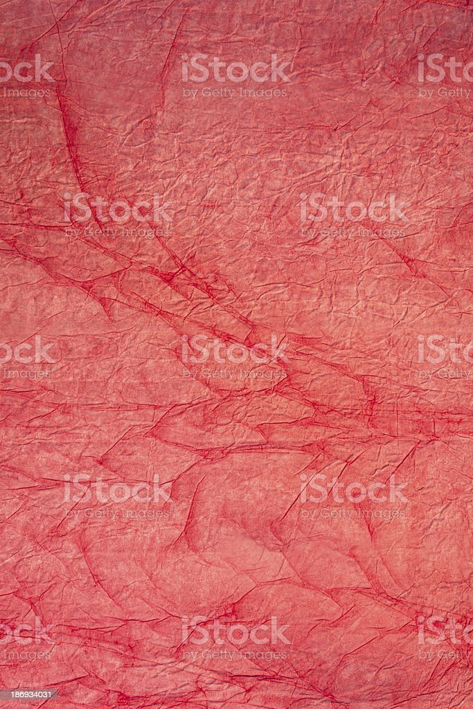 The background from crumpled paper royalty-free stock photo