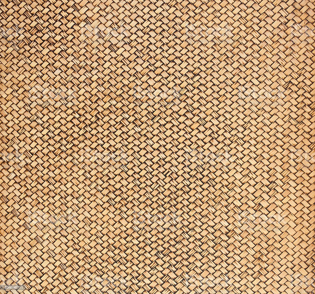 The bamboo pattern wall royalty-free stock photo