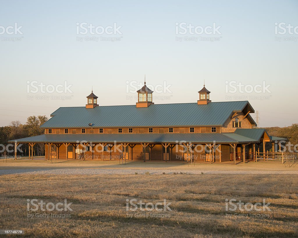 The Barn royalty-free stock photo