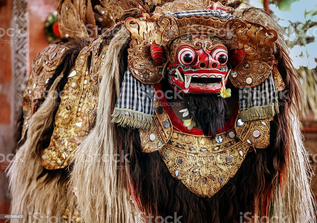 le barong stock photo