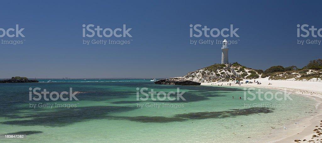 'The Basin, Rottnest Island' stock photo
