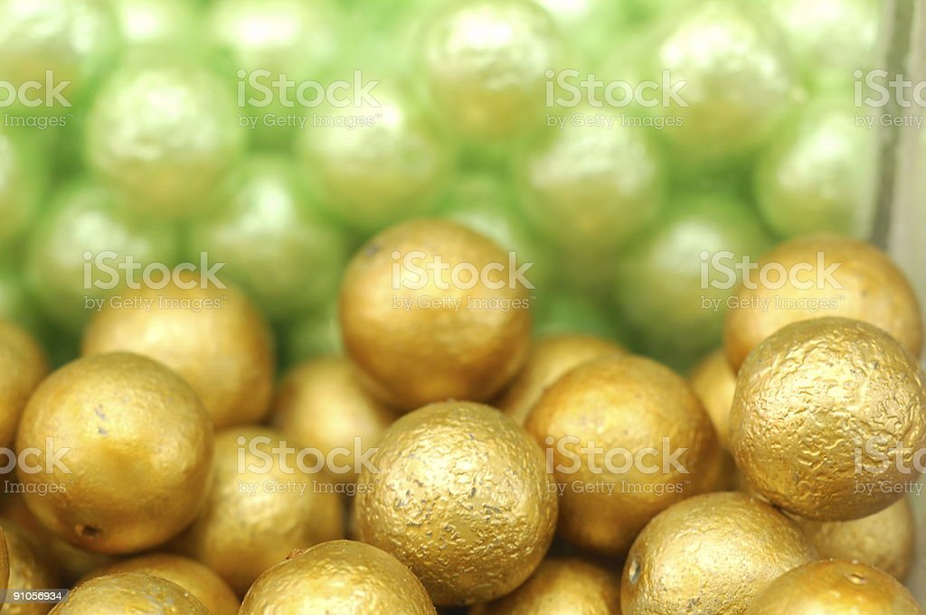 The beads2 royalty-free stock photo