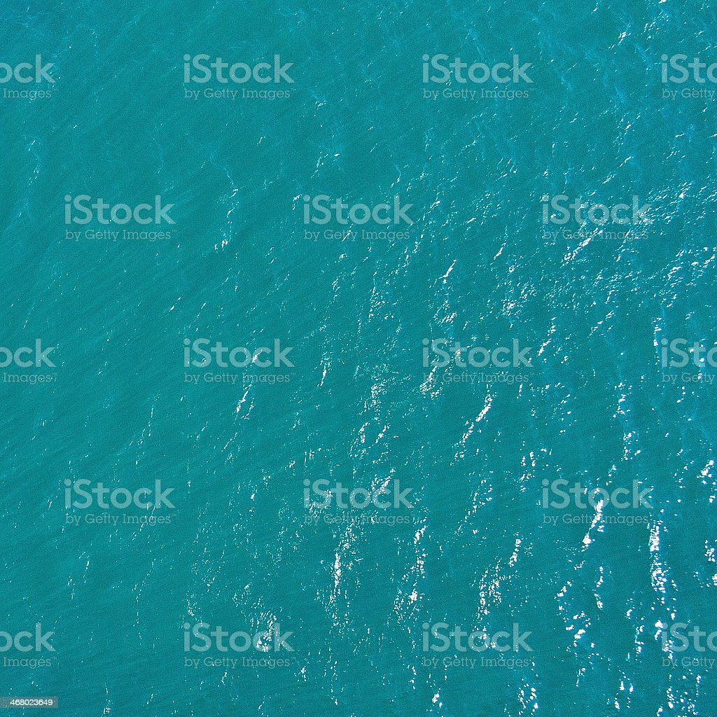 The beautiful countertop of a clean sea water stock photo