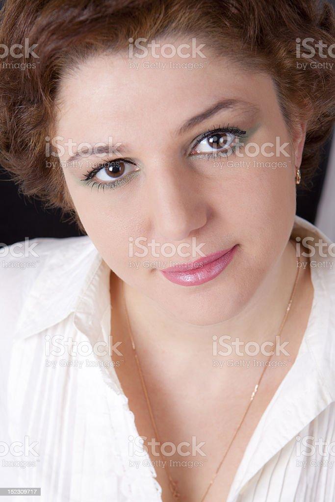 The Beautiful Girl royalty-free stock photo