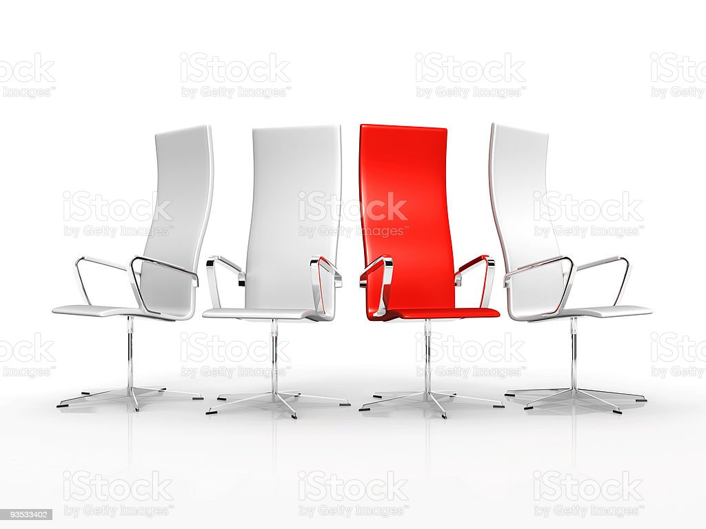 The Beauty Armchairs royalty-free stock photo