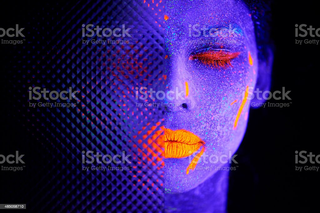 The beauty of the surreal stock photo
