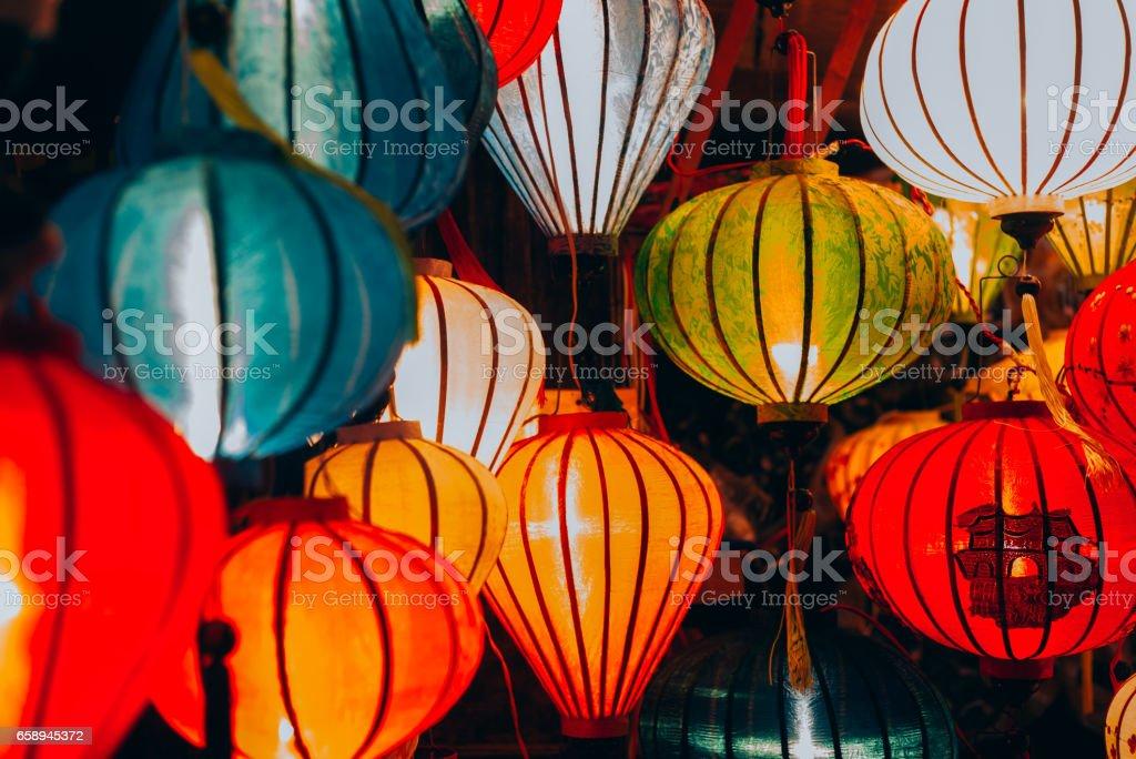 The beauty of Vietnam stock photo