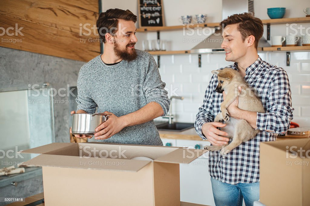 The beginning of a new chapter in life stock photo