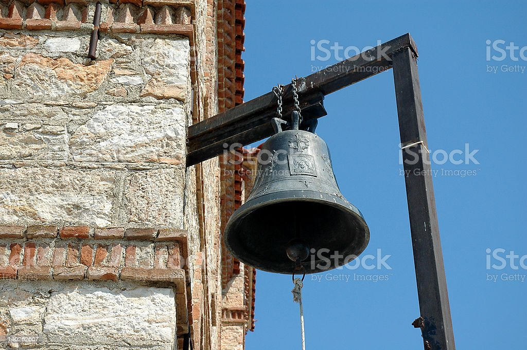 The Bell stock photo
