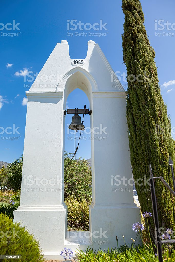 The Bell-Tower used for slaves royalty-free stock photo