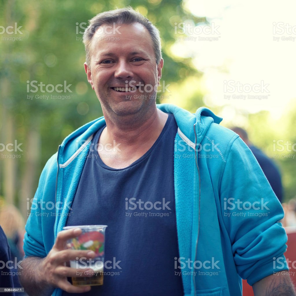 The best beer fest stock photo