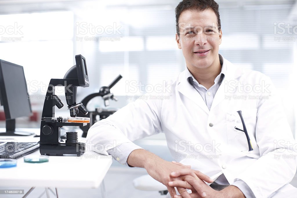 The best in my department stock photo