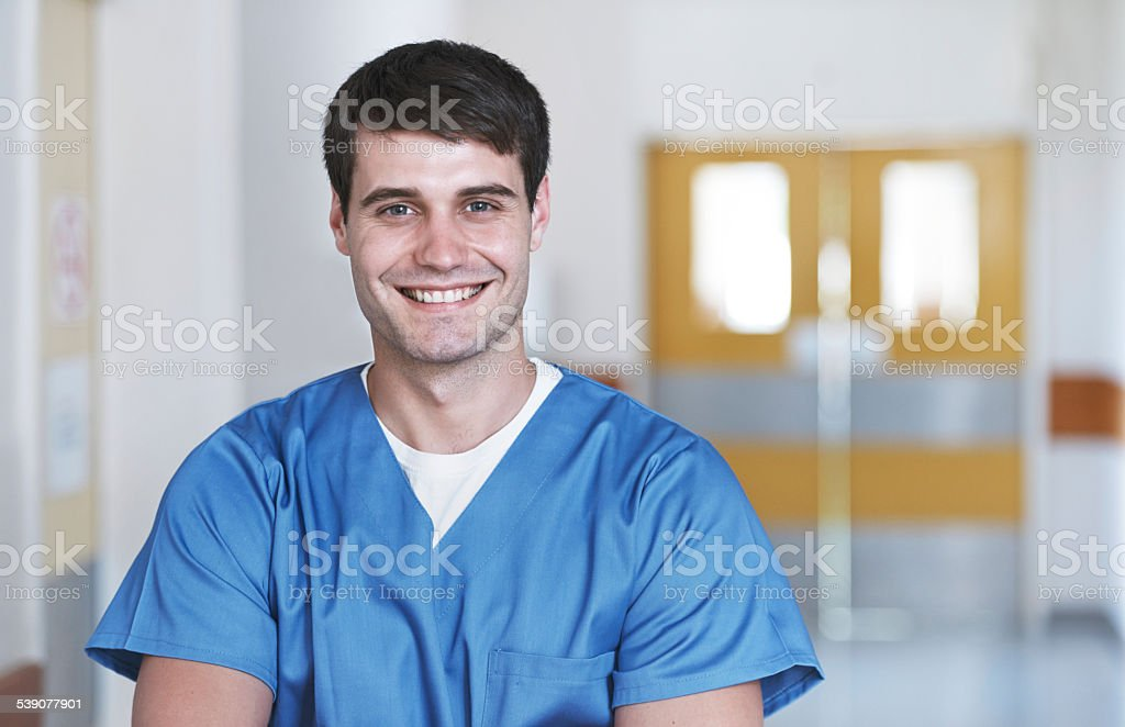 The best is that I get to help people stock photo