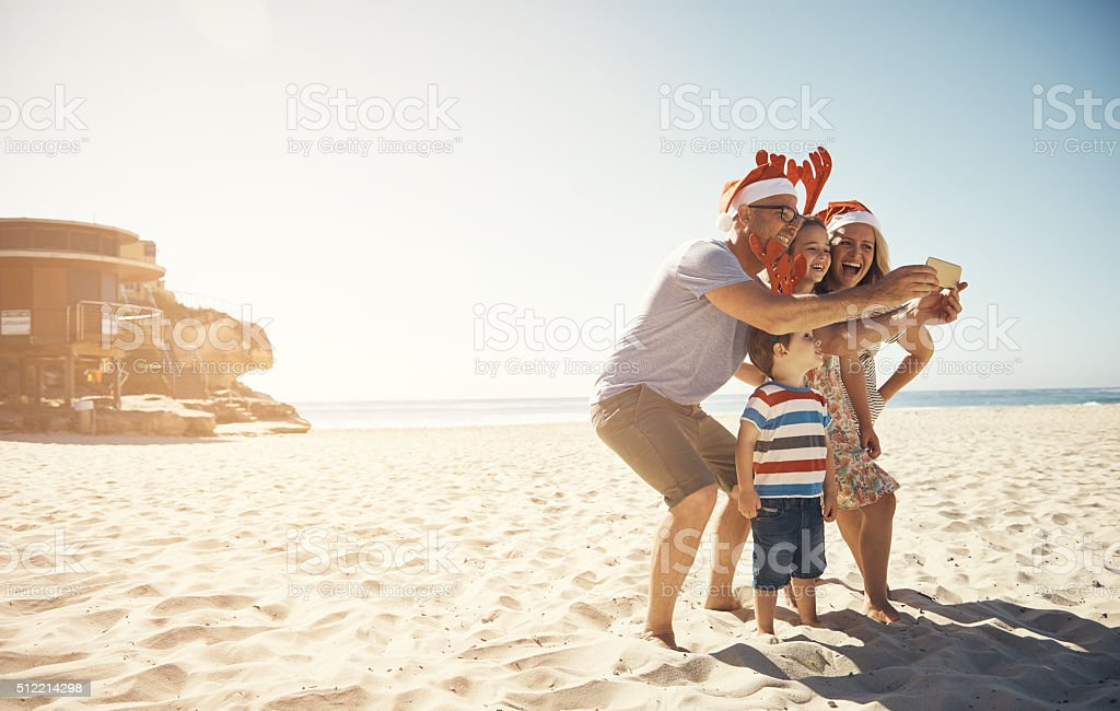 The best thing about memories…is making them stock photo