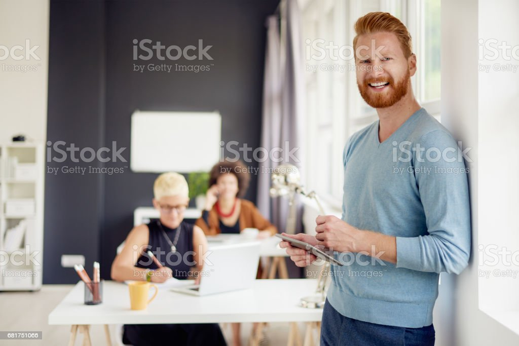 The best tool a team can have is committed leadership stock photo