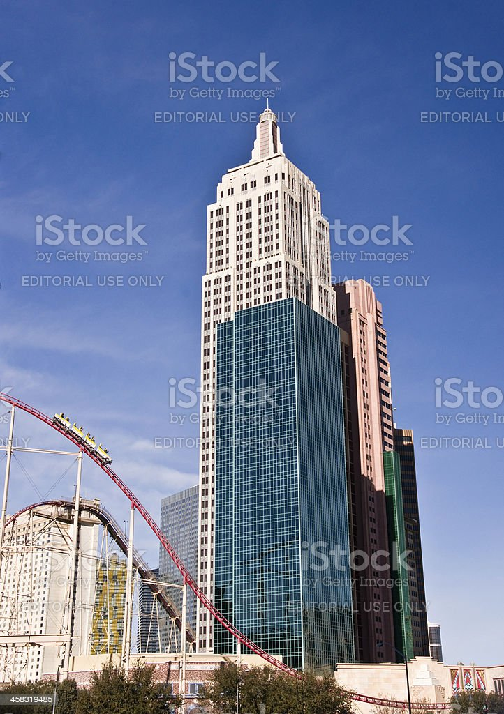 The Big Apple in Nevada royalty-free stock photo