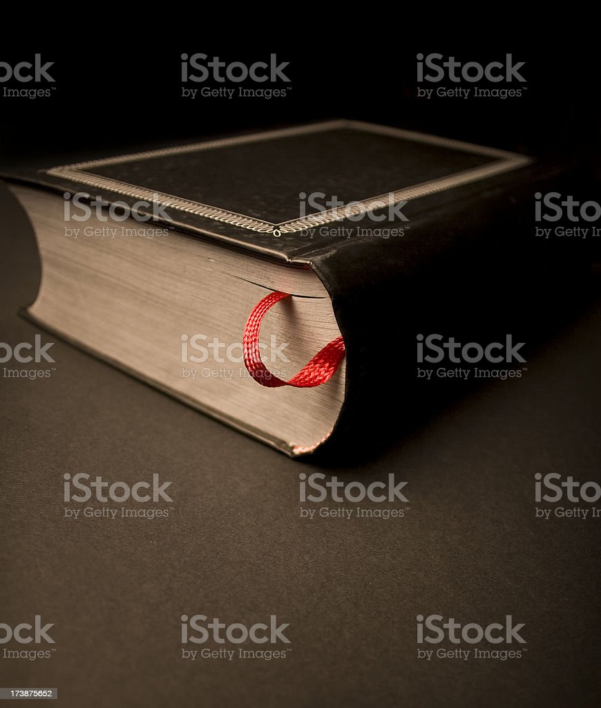 the big book stock photo