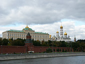 The big Kremlin palace.