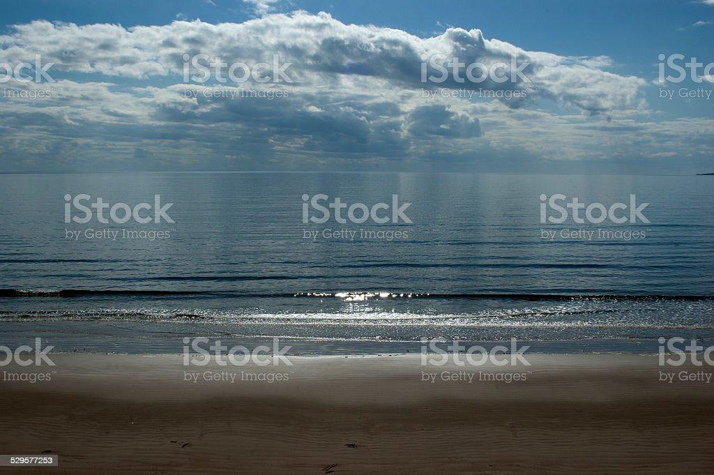 Le Grand Strand photo libre de droits