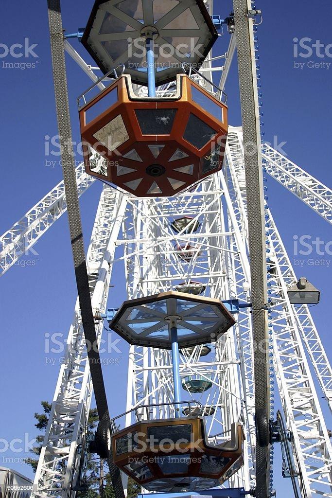 the big wheel 1 royalty-free stock photo