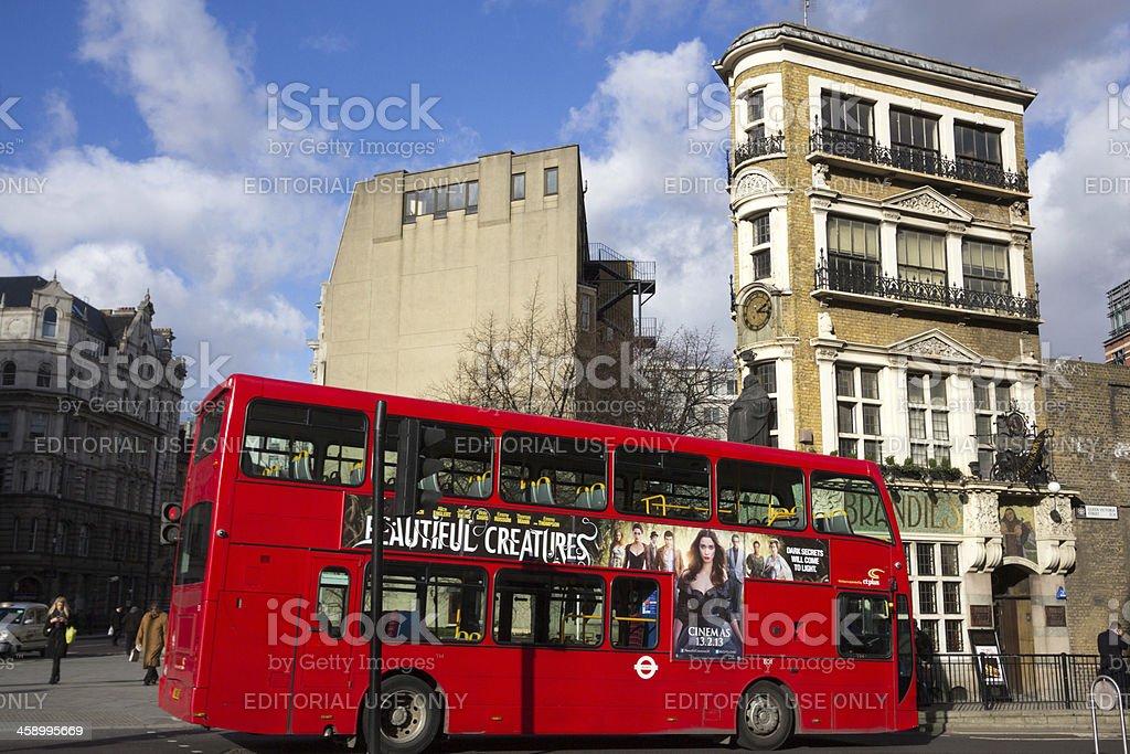 The Blackfriar in London, England royalty-free stock photo