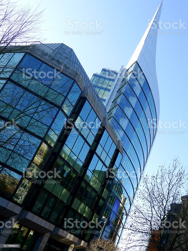 The Blade Office Block Reading stock photo