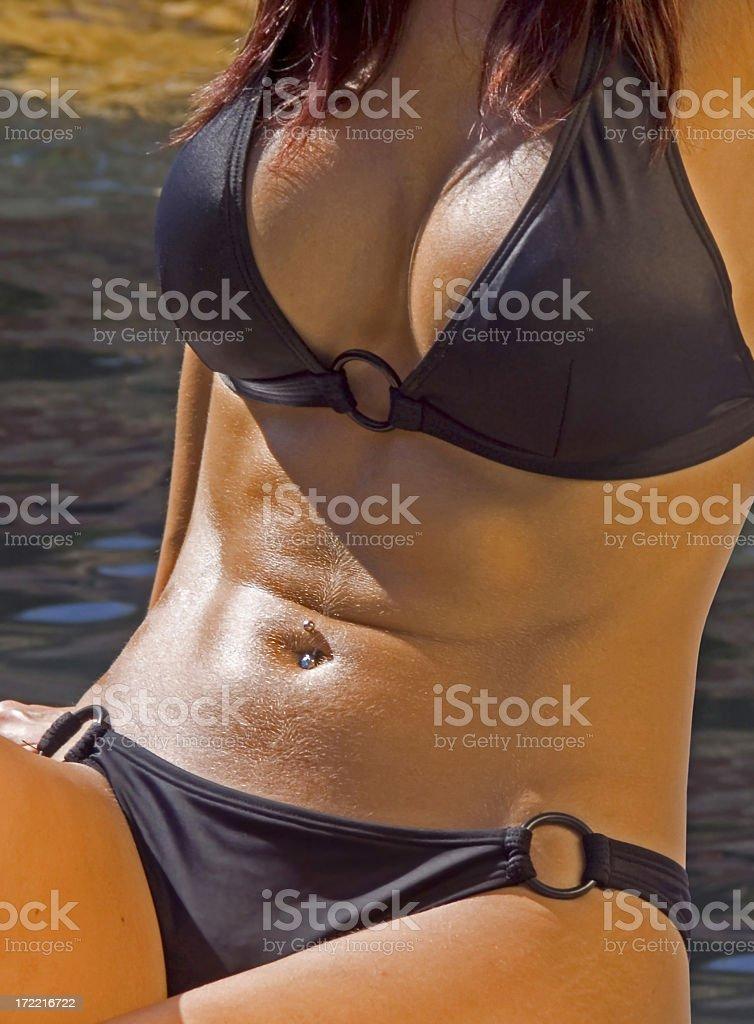 The Body royalty-free stock photo