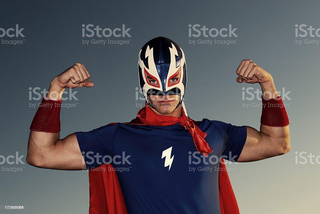 The Bolt royalty-free stock photo