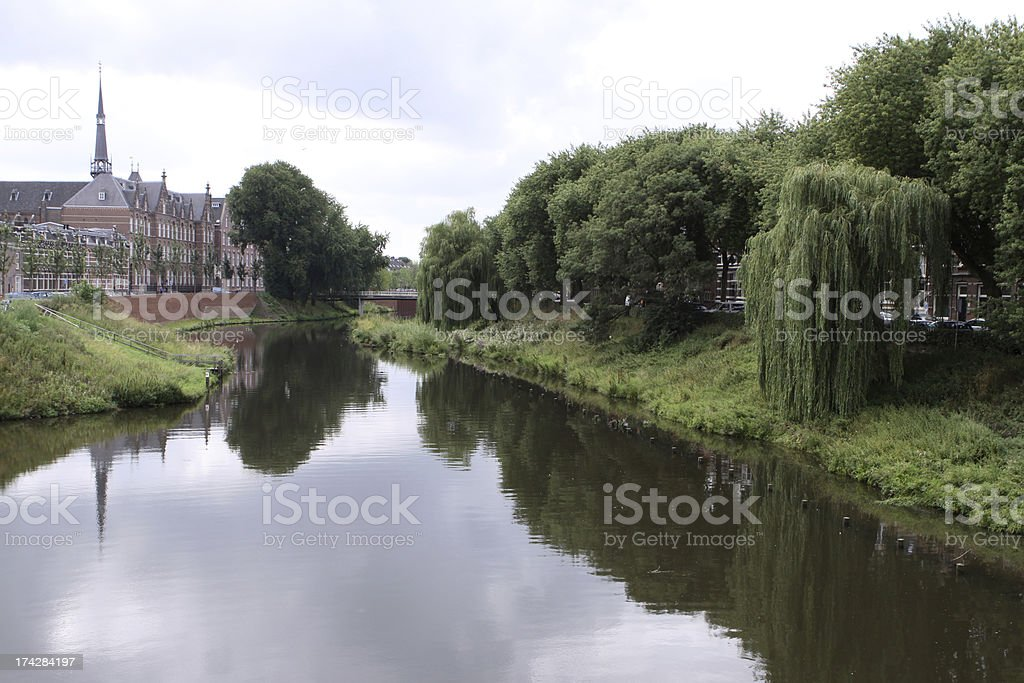 Den Bosch stock photo