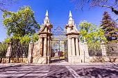 The Botanical Garden of the University of Coimbra