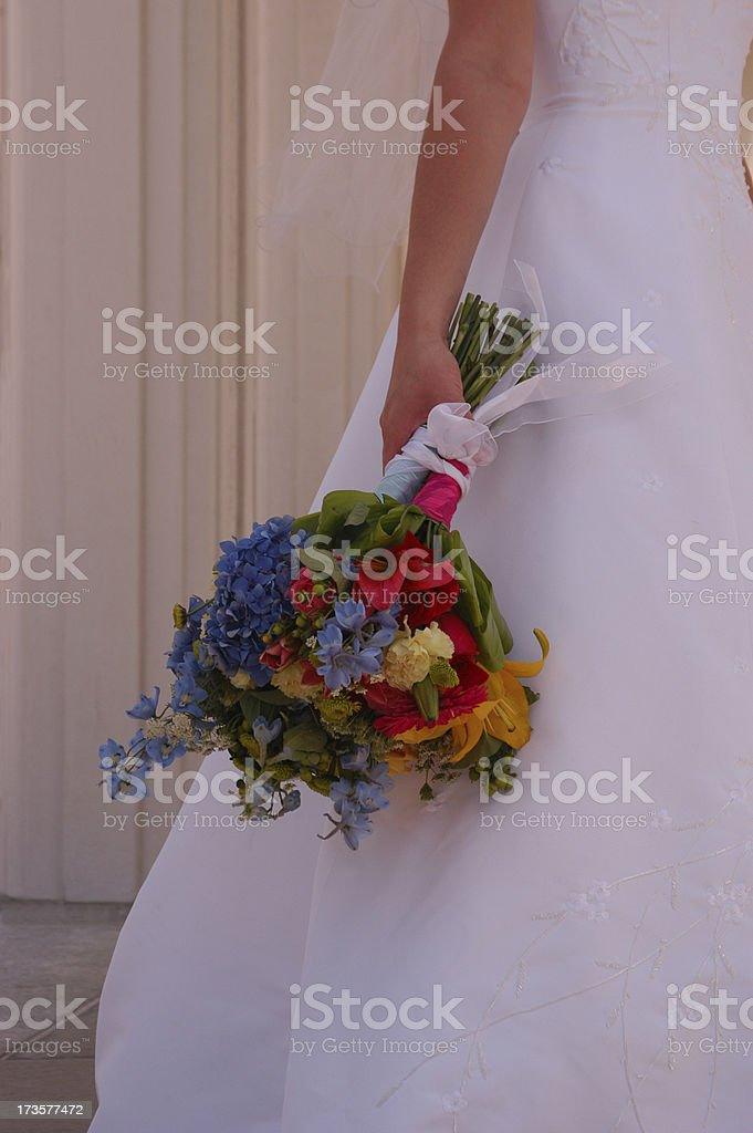 The Bouquet royalty-free stock photo