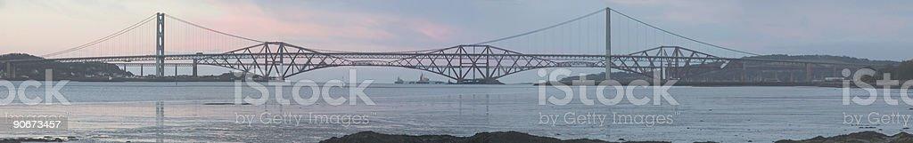 Les ponts 2 photo libre de droits