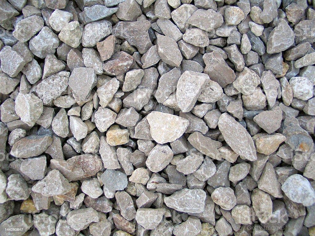 The broken stone background royalty-free stock photo