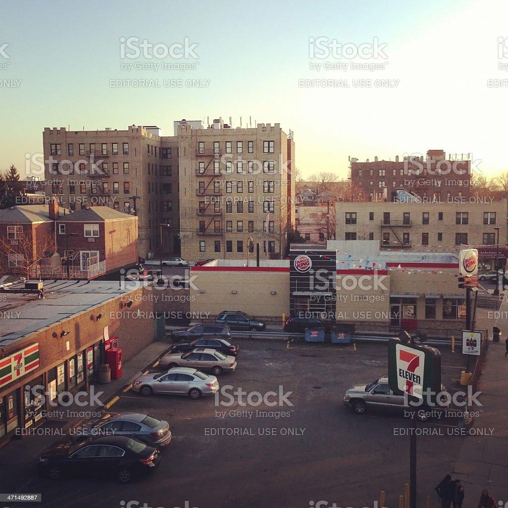 The Bronx, New York royalty-free stock photo