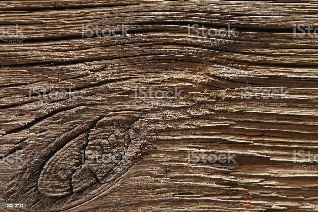 The brown wood texture. royalty-free stock photo