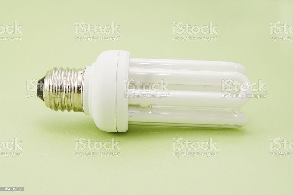 Der Glühbirne Lizenzfreies stock-foto