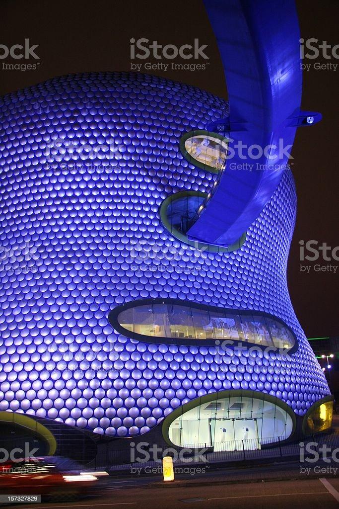 The Bullring, Birmingham royalty-free stock photo