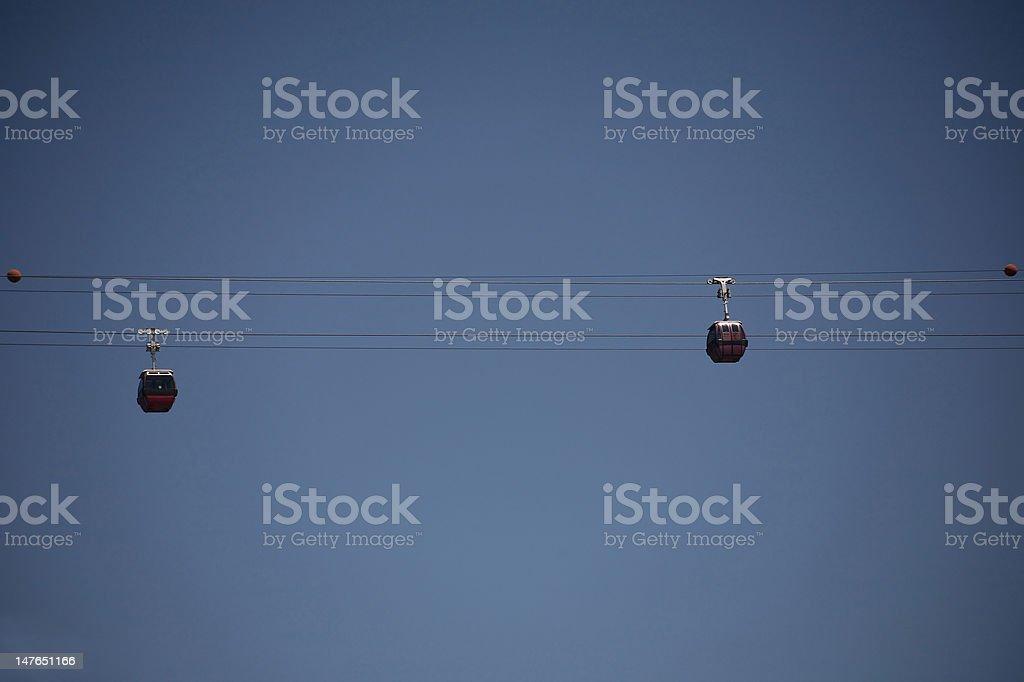 Le tramway photo libre de droits