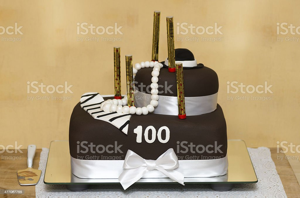 The cake stock photo