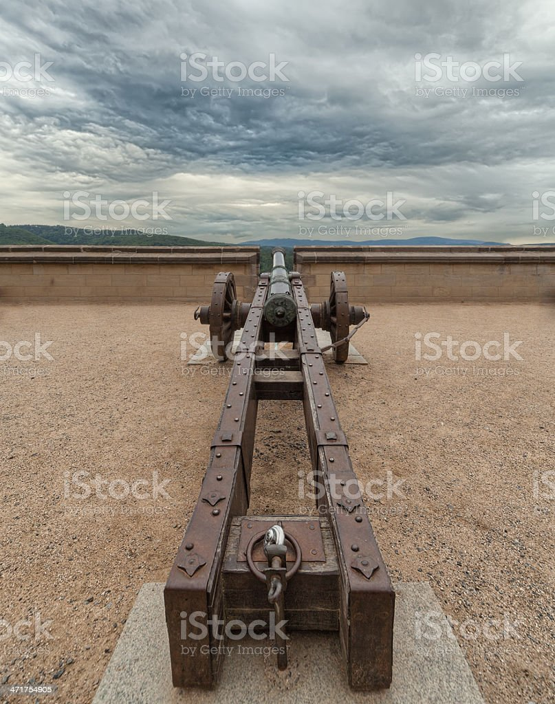 The canon royalty-free stock photo