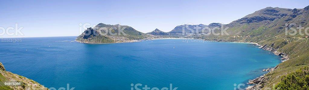 The Cape Peninsular royalty-free stock photo