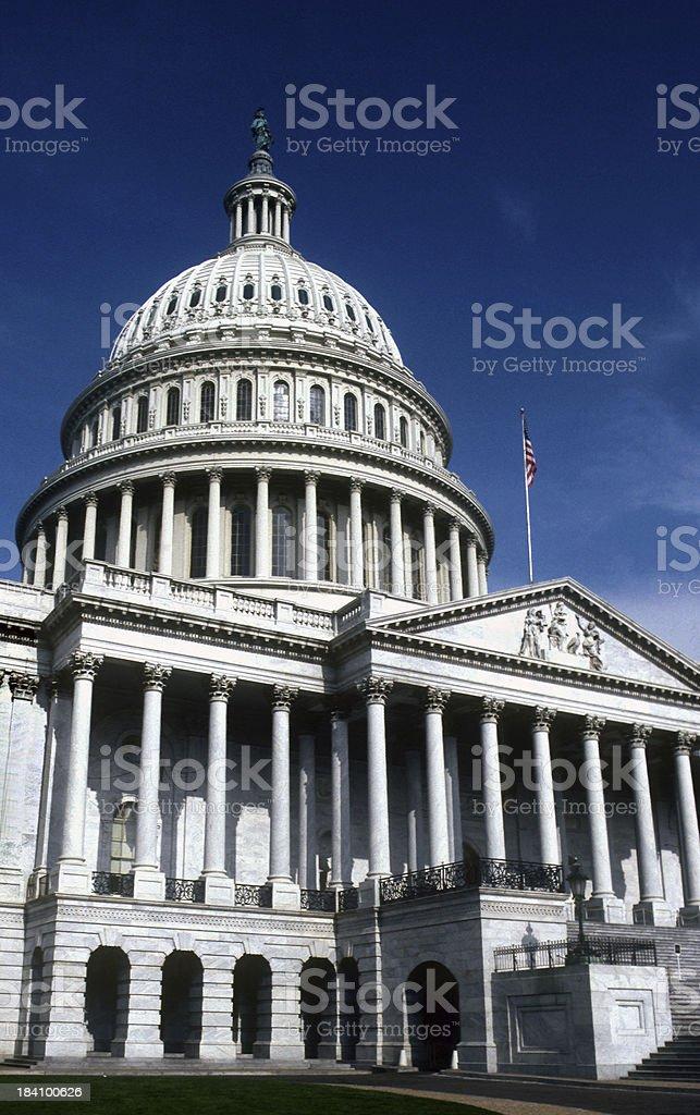 The Capital royalty-free stock photo