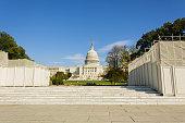 The Capitol Building, Washington, DC, USA.