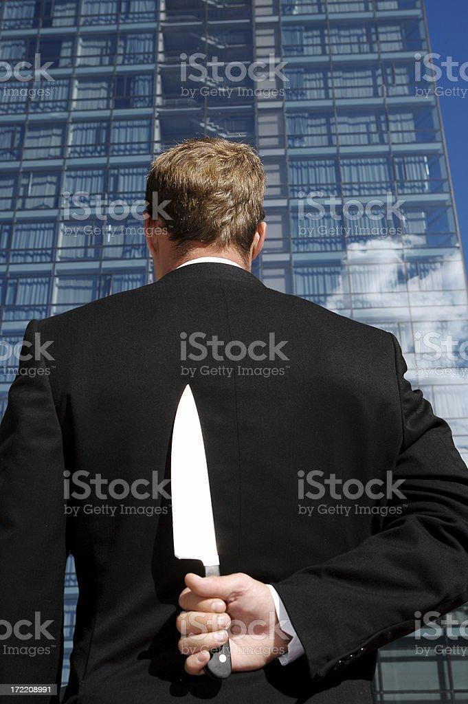 The Careerist royalty-free stock photo
