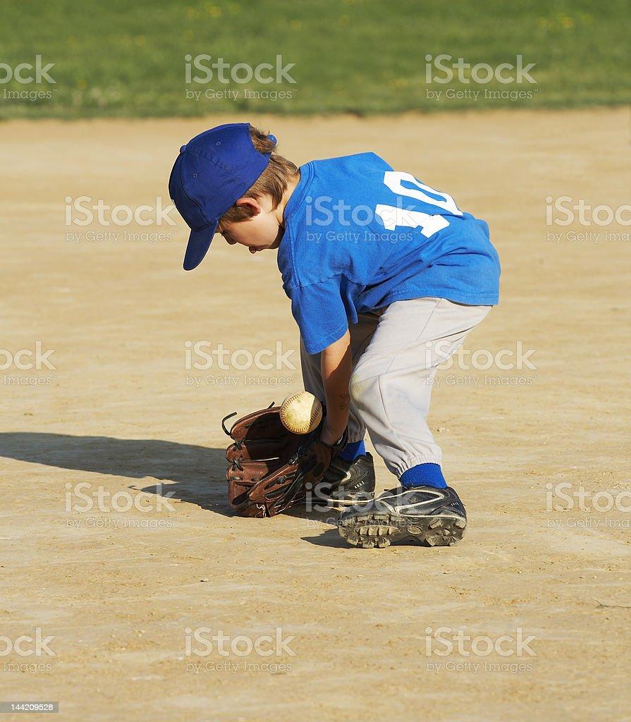 the catch stock photo