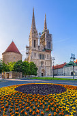 The Cathedral of Assumption of the Blessed Virgin Mary