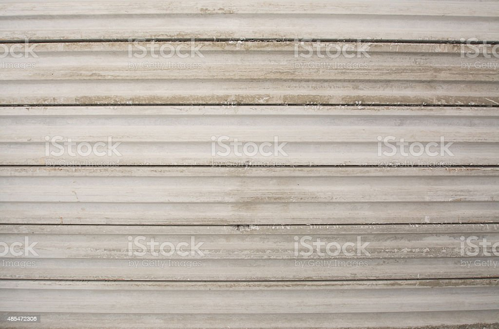The cement slabs stacked neatly background stock photo