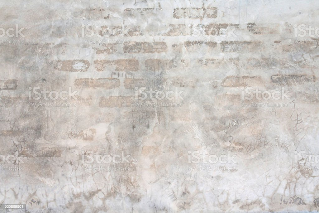 The cement wall royalty-free stock photo