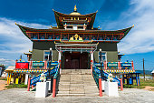 The center of Buddhism in Russia